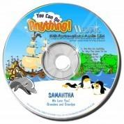 You Can Do Anything Personalized CD