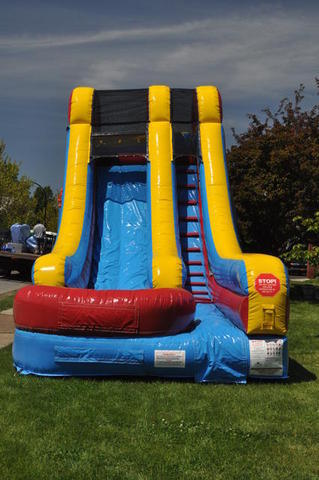 18ft Waterworks Waterslide
