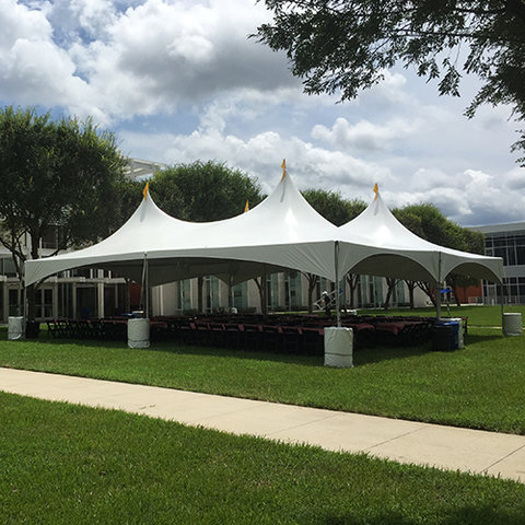 40 x 40 Marquee Tent