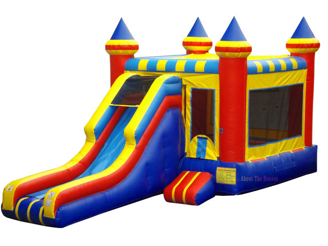 Large Bounce and Slide