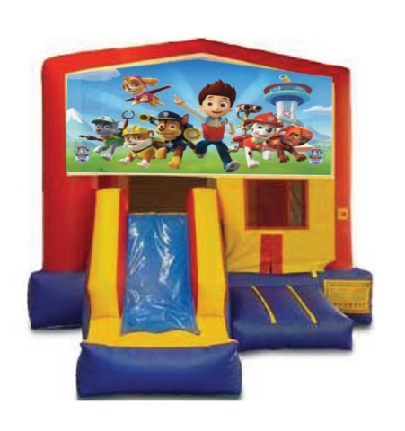 Paw Patrol Bounce and Slide