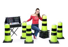 Light Speed Interactive Cones
