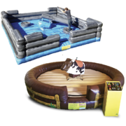 Mechanical Bull & Wipeout Package