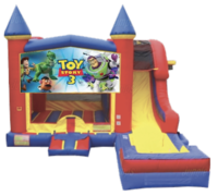 Toy Story Wet and Wild 5-in-1 Combo