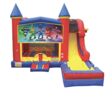 PJ Masks Wet and Wild 5-in-1 Combo