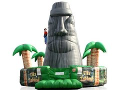 25' Tiki Island Climbing Wall 2 Person