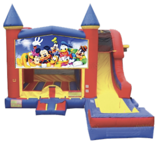 Mickey Mouse Wet and Wild 5-in-1 Combo