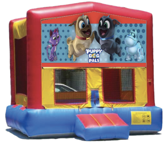 Puppy Dog Pals Bounce