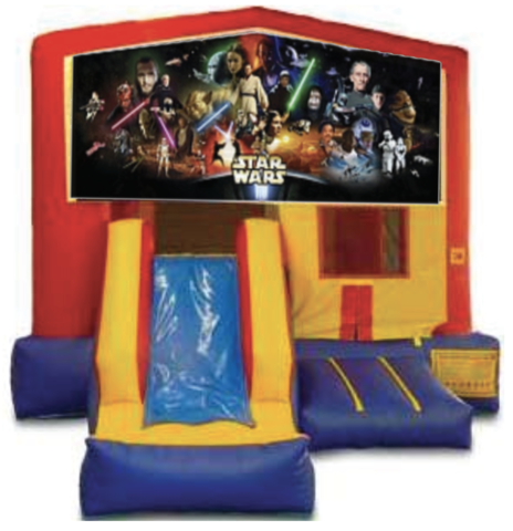Star Wars Bounce and Slide
