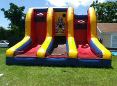 Inflatable Games & Dunk Tank