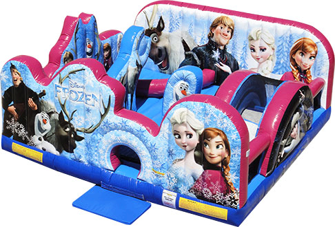 Disney's Frozen Toddler Playground