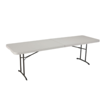 Table- 8 ft portable