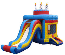 Cake Combo with Wet Slide