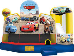 Disney Cars 5-in-1 Combo