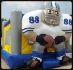 Cowboys Bounce House