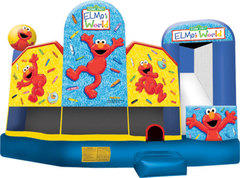 Elmo's World 5-in-1 Wet or Dry