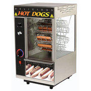 Hot Dog Rotisserie Broiler