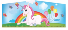 Theme Banner- Unicorn (BANNER ONLY)