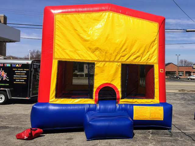Moduler Large Bounce House