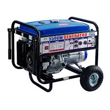Generator with Gas Included