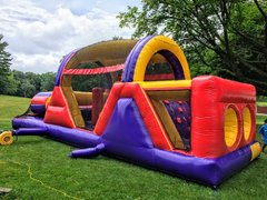30 ft Obstacle Course