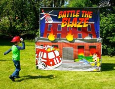 Battle The Blaze Carnival Game