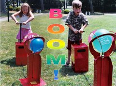 Boom Blaster Balloon Carnival Game