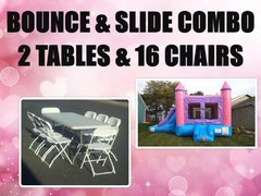 Princess Combo Party Package