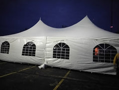 20x40 High Peak Tent Sidewalls