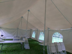Pole Tent Sidewall