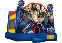 Limited Time ONLY $140 Star Avengers Bounce