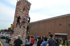 5 Person 25' Rock Wall  W/Attendant