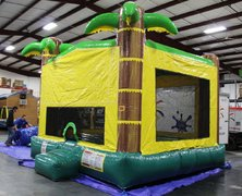 Tropical XL Bounce House