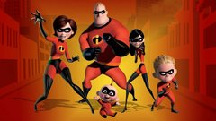 The Incredibles Themed Banner