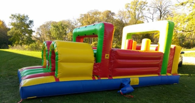 25 ft Obstacle Course
