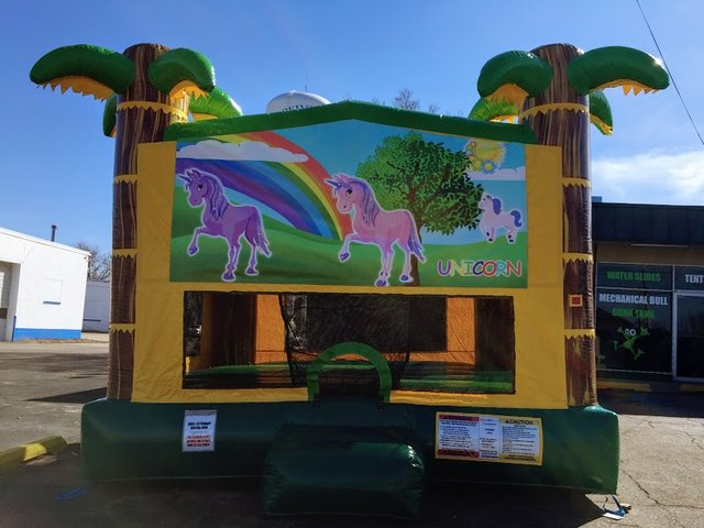 Unicorn XL Bounce House