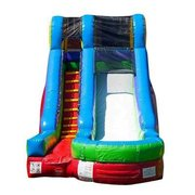 15ft Retro Water Slide