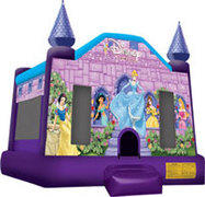 Disney Princess Bounce House