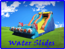 water slide rentals fort Walton beach FL