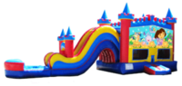 waterslide rentals fort walton beach fl
