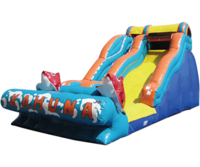 big kahuna waterslide rental