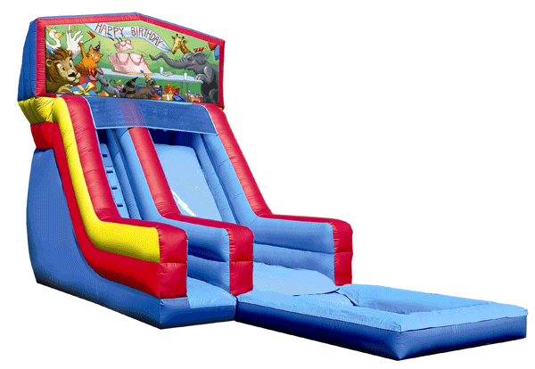 inflatable water slide rental navarre