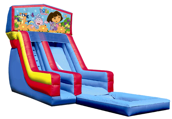 dora water slide rental