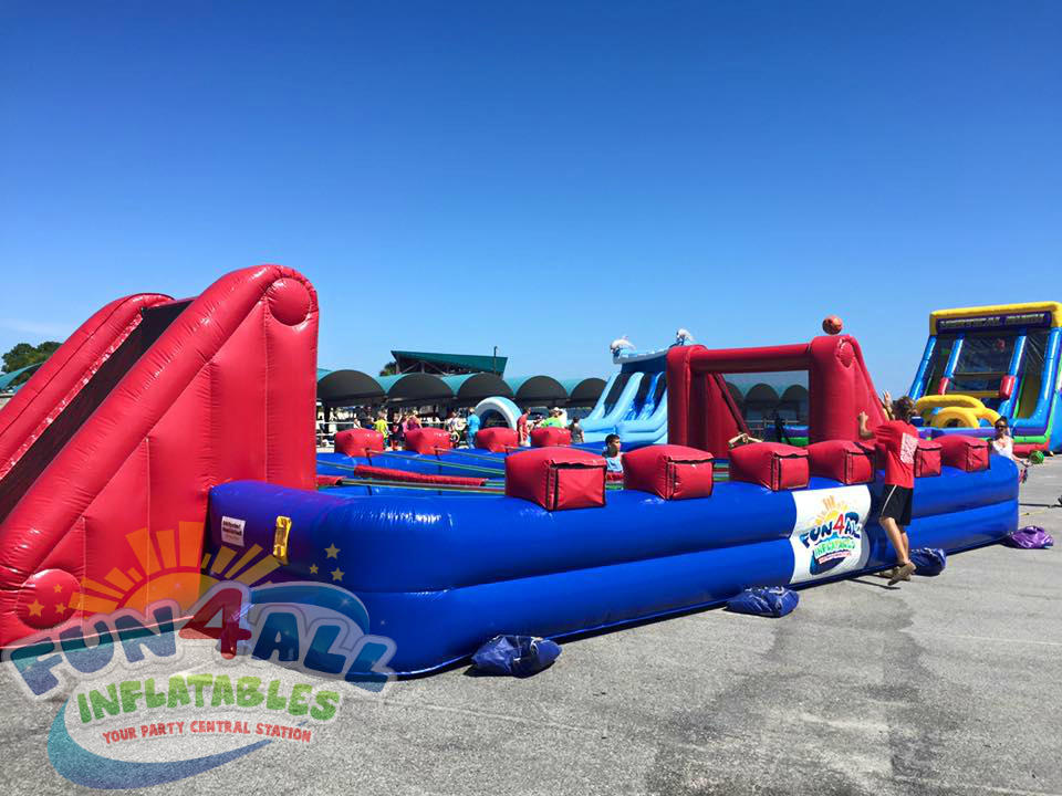inflatable foosball rental Florida