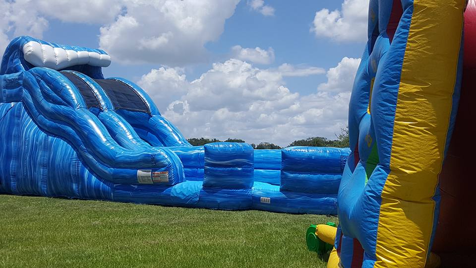 water slide rental Gulf Breeze