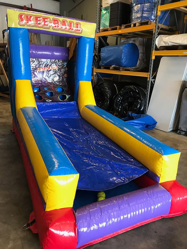 Inflatable Game Rentals Fort Walton Beach