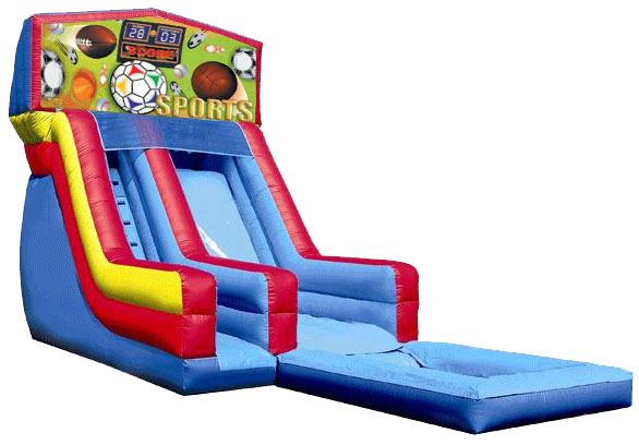 Navarre Inflatable water slide Rentals