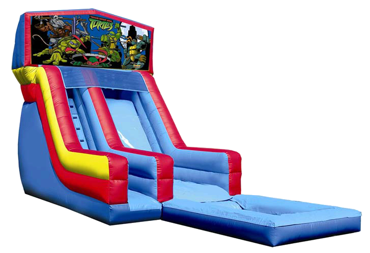 TMNT Navarre Water Slide