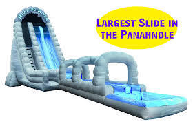 roaring river water slide