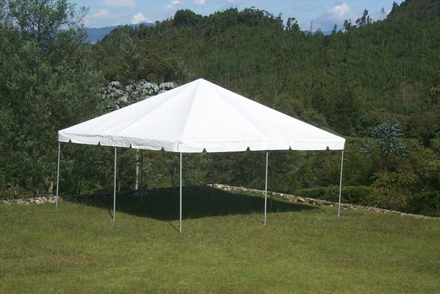 30 x 30 Frame Tent